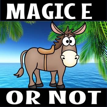 Magic e(50 % off)
