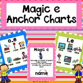 Magic e Anchor Charts