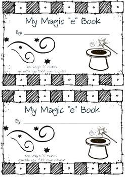 "Magic ""e"" Book"
