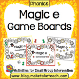 Magic e Game Boards