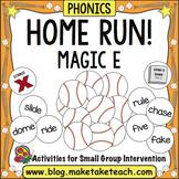 Magic e - Home Run!