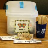 Magic e Intervention Kit for Teachers