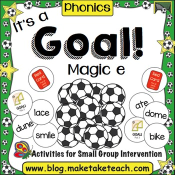 Magic e - It's a Goal!