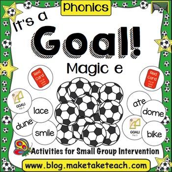 Magic e - It's a Goal!