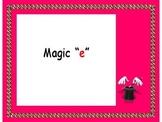 """Magic """"e""""    PowerPoint"""