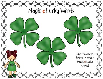 Magic e St. Patrick's Day