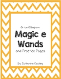 Magic e Wand and Practice Pages