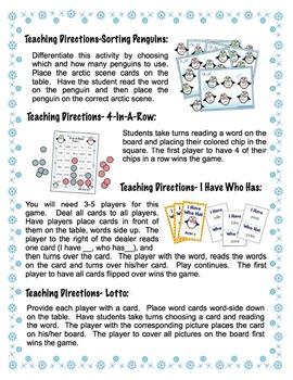 Magic e - Winter Themed Bundle