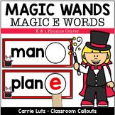 Magic e Magic Wands - CVC to CVCe   Silent e
