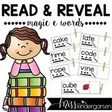 Magic e Words Read and Reveal