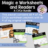 Magic e Worksheet and Reader Bundle