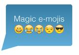 Magic e-mojis (file folder game)