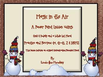 Magic in the Air!