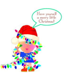 Magic message: a Christmas riddle