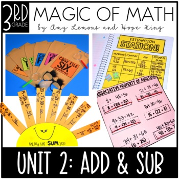 Magic of Math 3rd Grade Month 2: Addition and Subtraction
