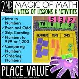 2nd Grade Magic of Math Unit 1:  Place Value