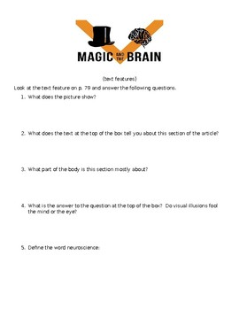 Magic & the Brain