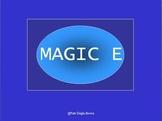 Magic/Silent E Phonics Rule PowerPoint Presentation