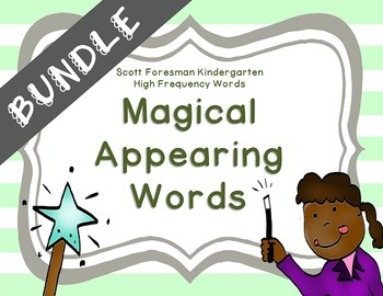 Magical Appearing Words Bundle