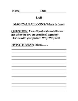 Magical Balloons