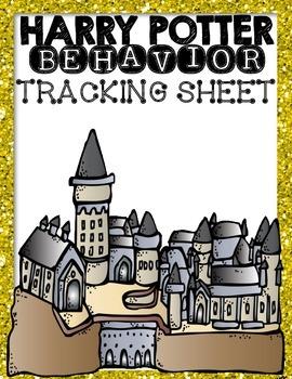 Magical Behavior tracking sheet