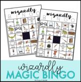 Magical Bingo Game Activity