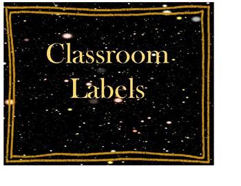 Magical Classroom Labels!