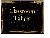 Magical Classroom Labels!