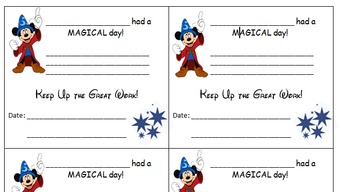 Magical Day Coupons