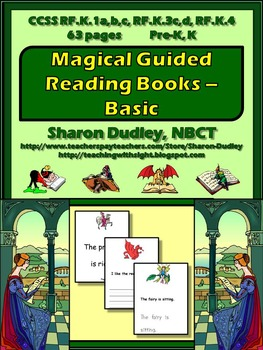 Magical Guided Reading Books - Basic