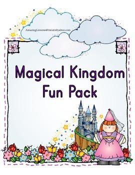 Magical Kingdom Fun Pack