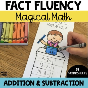 Addition & Subtraction Printables