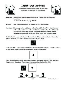 Magical Math Centers