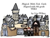 Magical Math Task Cards