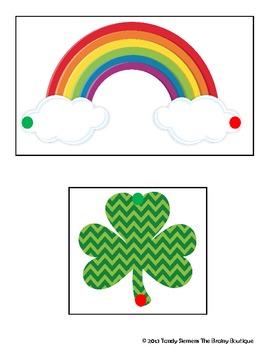 Magical Measurement St. Patrick's Day Math