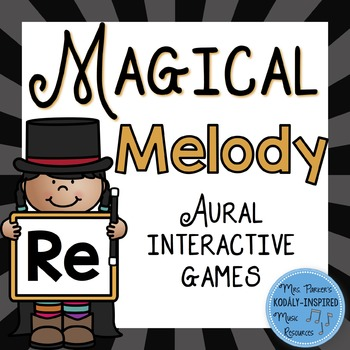 Magical Melody: Aural Interactive Game {Re}