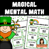 Magical Mental Math (Common Core Aligned)
