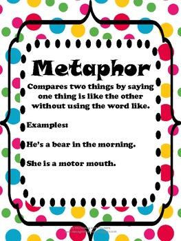 Magical Metaphors Literacy Skill