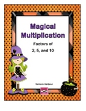 Magical Multiplication: Factors of 2, 5, and 10