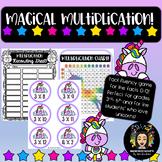 Magical Multiplication - Unicorn Theme!