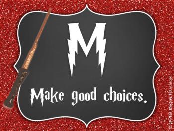 Magical Music Classroom Theme - Music Rules