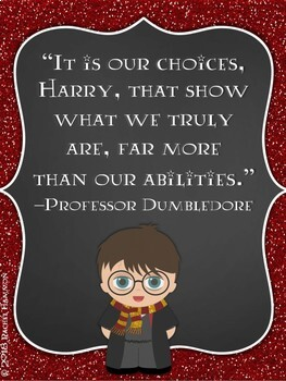 Magical Music Classroom Theme - Quote Posters