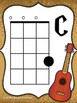 Magical Music Classroom Ukulele Chord Charts