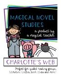 Magical Novel Studies | Charlotte's Web