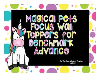 Magical Pets Themed Focus Wall Toppers/Headers