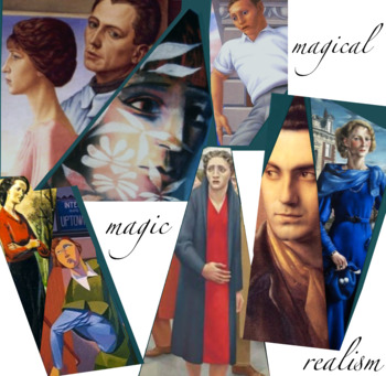 Magical Realism - Magic Realism in Art History - FREE POSTER