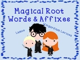 Magical Root Word Posters