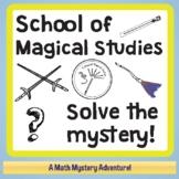 Math and Magical Studies