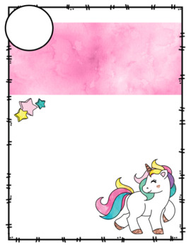 Magical Unicorn Themed - Meet the Teacher Night