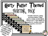 Magical Witch and Wizard Themed Editable Writing Process Pack
